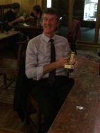 Jister '2nd xi bowling award winner'